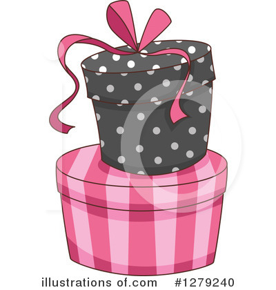 Gift Clipart #1279240 by BNP Design Studio