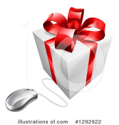 Royalty-Free (RF) Gift Clipart Illustration by AtStockIllustration - Stock Sample #1292922