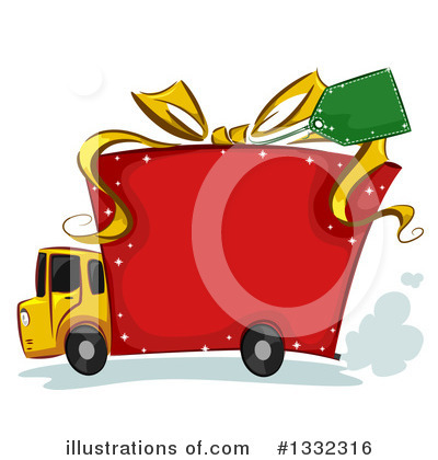 Royalty-Free (RF) Gift Clipart Illustration by BNP Design Studio - Stock Sample #1332316