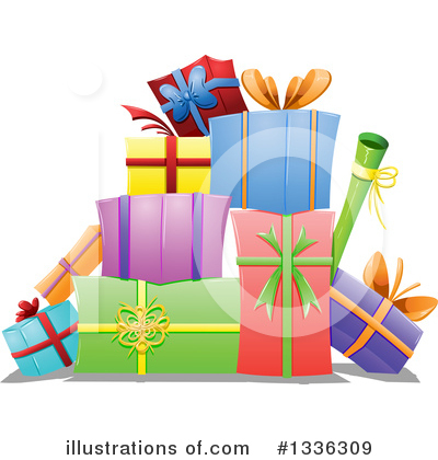 Birthday Clipart #1336309 by Liron Peer