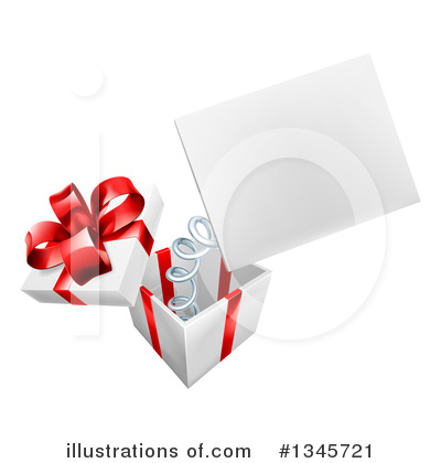 Gift Clipart #1345721 by AtStockIllustration