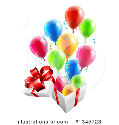Party Clipart #1345723 by AtStockIllustration