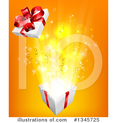 Gift Clipart #1345725 by AtStockIllustration
