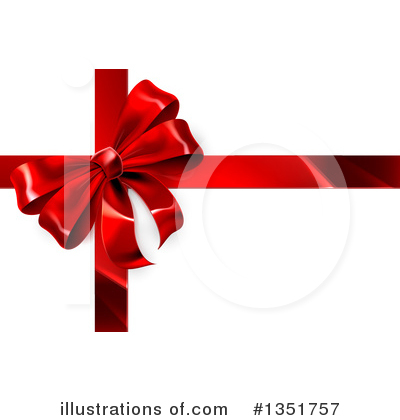 Bow Clipart #1351757 by AtStockIllustration