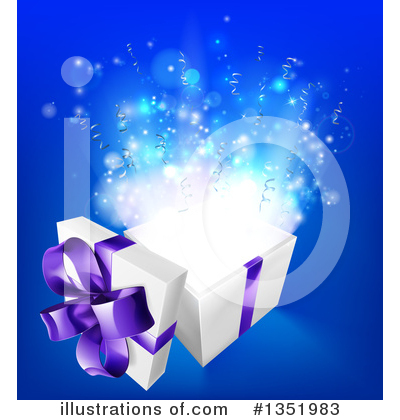 Gift Clipart #1351983 by AtStockIllustration