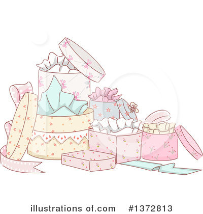 Shabby Chic Clipart #1372813 by BNP Design Studio
