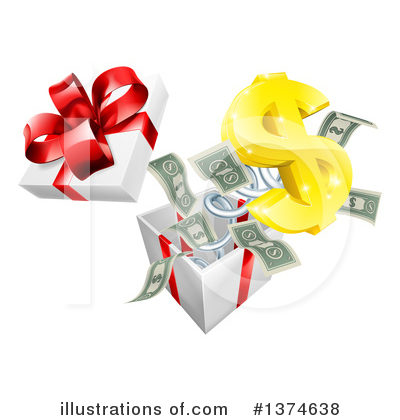 Cash Clipart #1374638 by AtStockIllustration