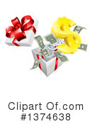 Gift Clipart #1374638 by AtStockIllustration