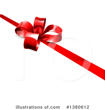 Bow Clipart #1380612 by AtStockIllustration