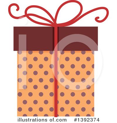 Gift Clipart #1392374 by BNP Design Studio