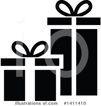 Royalty-Free (RF) Gift Clipart Illustration by dero - Stock Sample #1411410