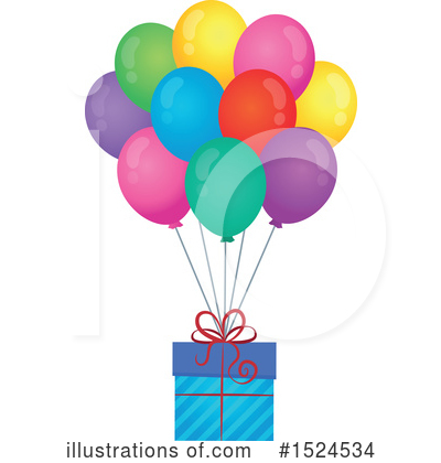 Birthday Clipart #1524534 by visekart