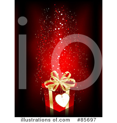 Christmas Gift Clipart #85697 by KJ Pargeter