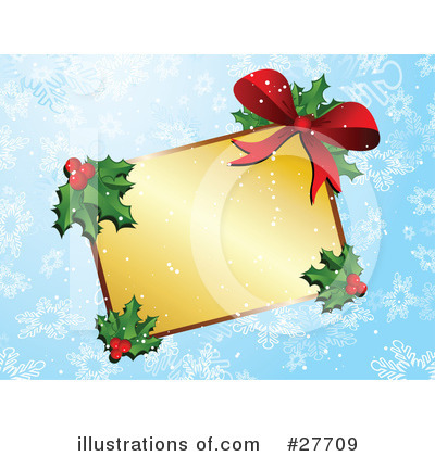 Christmas Gift Clipart #27709 by KJ Pargeter