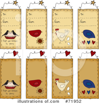 free clip art gift tags.