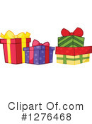 Gifts Clipart #1276468 by Hit Toon