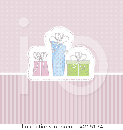 Baby Shower Clipart #215134 by KJ Pargeter