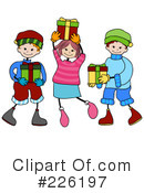 Gifts Clipart #226197 by BNP Design Studio