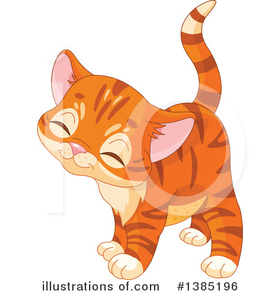 Cat Clipart #1385196 by Pushkin