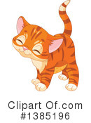 Ginger Cat Clipart #1385196