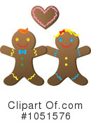 Gingerbread Clipart #1051576