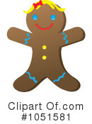 Gingerbread Clipart #1051581