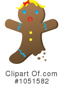 Gingerbread Clipart #1051582
