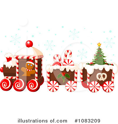 Gingerbread Clipart #1083209 by Pushkin