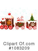 Gingerbread Clipart #1083209