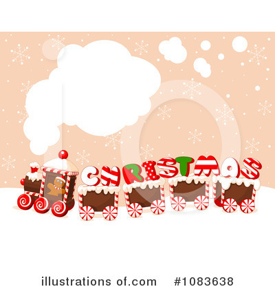 Royalty free rf gingerbread clipart illustration by pushkin stock