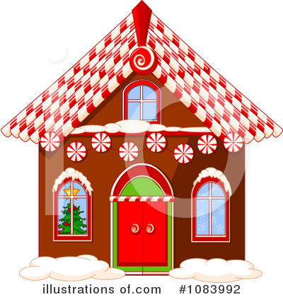 Gingerbread Clipart #1083992 by Pushkin
