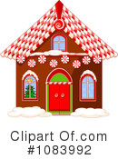 Royalty-Free (RF) Gingerbread Clipart Illustration #1083992