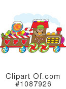 Gingerbread Clipart #1087926