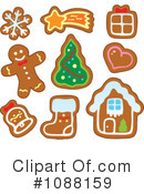 Gingerbread Clipart #1088159