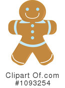 Gingerbread Clipart #1093254