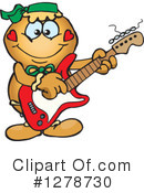 Gingerbread Man Clipart #1278730