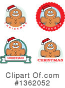Gingerbread Man Clipart #1362052