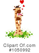Giraffe Clipart #1050992 by BNP Design Studio