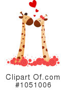Giraffe Clipart #1051006 by BNP Design Studio
