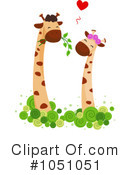 Giraffe Clipart #1051051 by BNP Design Studio
