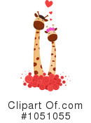 Giraffe Clipart #1051055 by BNP Design Studio