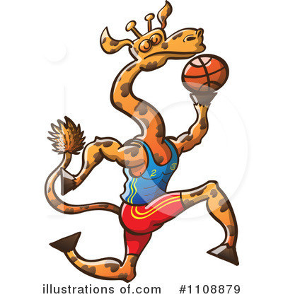 Sports Clipart #1108879 by Zooco