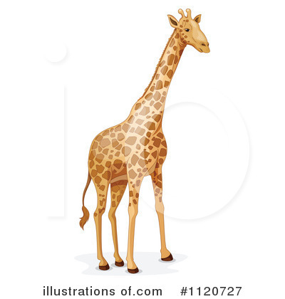 Zoo Animals Clipart #1120727 by Graphics RF