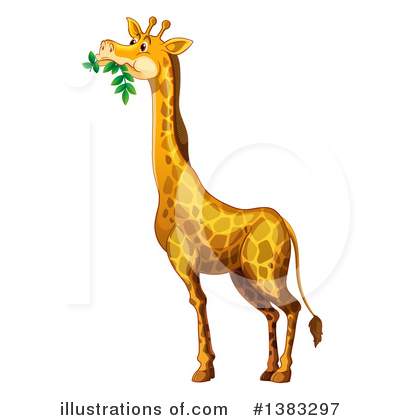 Zoo Animals Clipart #1383297 by Graphics RF