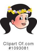 Girl Clipart #1093081 by Lal Perera