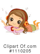 Girl Clipart #1110205 by BNP Design Studio
