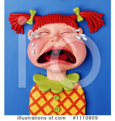 Crying Clipart #1110809 by Amy Vangsgard