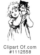 Royalty-Free (RF) Girl Clipart Illustration #1112558