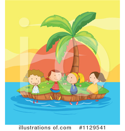 Vacation Clipart #1129541 by Graphics RF