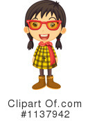Girl Clipart #1137942 by Graphics RF